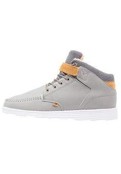 Djinn's WUNK FUR LIGHT - Sneaker high - grey für 63,95 € (08.02.17) versandkostenfrei bei Zalando bestellen.
