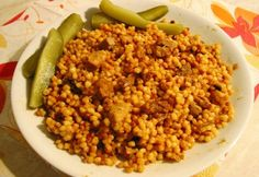 What To Cook, Paella, Grains, Food And Drink, Rice, Cooking, Easy Dinners, Cucina, Kochen