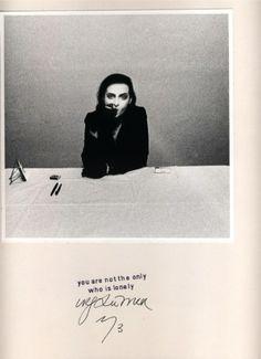 Vanitas Vanitatum, Magazine Art, Lonely, Polaroid Film, Movie Posters, Paper, Books, Photos, Fotografia