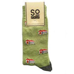 Calcetines Hórreos, calcetíns, Galicia, sockslover, socks, peugas, calcetines originales