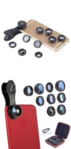 Phone lens kit universal 10 in 1 Buy Phones, Phone Lens, Kit