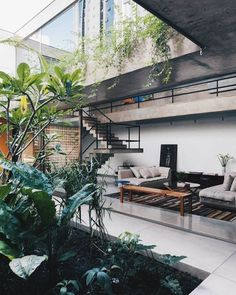 Bring nature in your home  #allofarchitecture Jardins House by CR2 Arquitetura  @artsytecture - Architecture and Home Decor - Bedroom - Bathroom - Kitchen And Living Room Interior Design Decorating Ideas - #architecture #design #interiordesign #homedesign #architect #architectural #homedecor #realestate #contemporaryart #inspiration #creative #decor #decoration