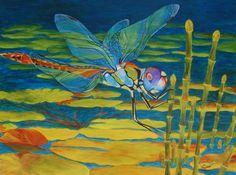 Captivated, Acrylic, Karen Dukes,   Fine Art America