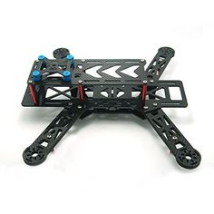 EMAX Nighthawk 250 Vidrio de fibra de carbono Combo CC3D MT1806 Motor 12A ESC