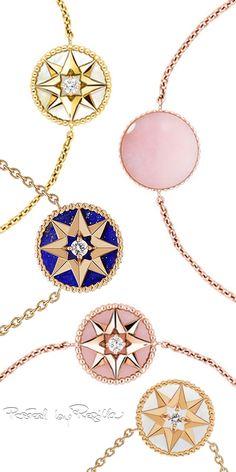 Regilla ⚜ Dior, Rose des Vents the new collection of jewelry designed by Victoire de Castellane