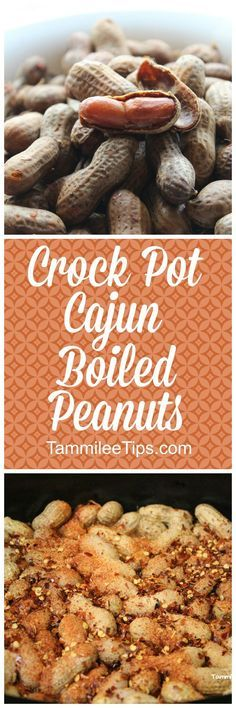 How to make Spicy Crock Pot Cajun Boiled Peanuts Recipe! This slow cooker recipe is super easy to make and tastes amazing! via How to make Spicy Crock Pot Cajun Boiled Peanuts Recipe! This slow cooker recipe is super easy to make and tastes amazing! Crock Pot Slow Cooker, Crock Pot Cooking, Slow Cooker Recipes, Crockpot Recipes, Cooking Recipes, Creole Recipes, Cajun Recipes, Haitian Recipes, Louisiana Recipes