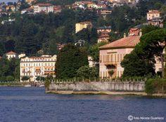 Lago di Como, Villa d'Este e Villa Pizzo
