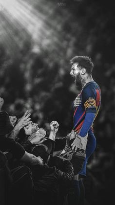 messi wallpaper by georgekev - - Free on ZEDGE™ Football Messi, Messi Soccer, Solo Soccer, Soccer Tips, Nike Soccer, Soccer Cleats, Beckham Football, Sports Football, Football Players