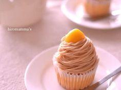 モンブランの画像 Sweet Recipes, Desserts, Food, Tailgate Desserts, Deserts, Essen, Dessert, Yemek, Food Deserts
