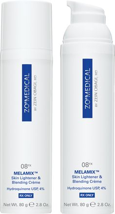 ZO Medical Melamix.  Skin Lightener & Blending Creme with 4% Hydroquinone.
