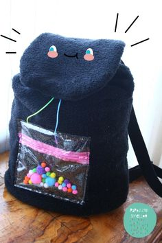 I love this Handmade backpack by Papuzzini Smellow! Follow us on fb : https://www.facebook.com/papuzzinismellow Info: papuzzini@gmail.com