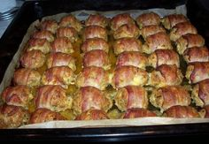 Házi Toffifee – Te is könnyedén elkészítheted, mindenki odalesz érte! Slovak Recipes, Czech Recipes, Hungarian Recipes, Russian Recipes, Ground Meat Recipes, Pork Recipes, Cooking Recipes, Minced Meat Recipe, Good Food