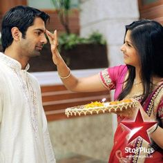 Barun Sobti & Daljeet Kaur Bhanot - Cutest brother & sister