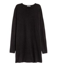 Cashmere Sweater   Black   Ladies   H&M US