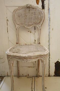 Gorgeous French Cane Chair ~                                                                                                                                                      More
