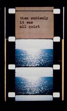 "zzzze: ""Jonas Mekas Cassis Summer, 1966 - Dimensions: X in X cm) Medium: laminated color print on aluminum "" Roman Photo, House Of Leaves, Laminate Colours, Polaroid, Film Stills, Film Photography, Wall Collage, Retro, Overlays"