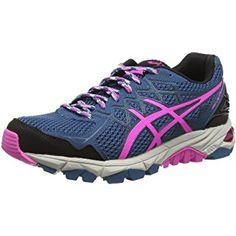 832cb943ca6 ASICS Gel-Fujitrabuco 4 - Zapatillas de correr en montaña para mujer