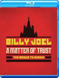 BILLY JOEL Matter of Trust: The Bridge to Russia - Concert en BLU-RAY - NEUF