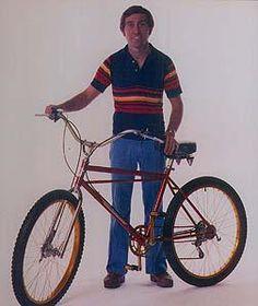 La prima #mountainbike messa in commercio, Lawwill Pro Cruiser (1978)