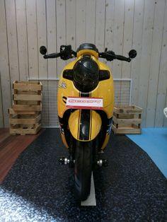 Honda Motorcycles, Cars And Motorcycles, Mitsubishi Mirage, Scooter Custom, Honda Cub, Harley Davidson Logo, Honda Motors, Cafe Bike, New Honda
