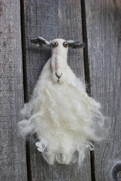 122 Best Felted sheep images in 2019 | Sheep, Felt, Needle