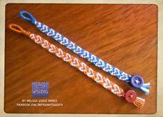 Pulseiras da Amizade / Friendship Bracelets - by LA GATA - Melissa Gisele Bencz