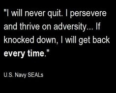 This is one of the first quotes that really got to me. It helped me to find the inner strength and not to give up even when I was facing the worst time in my life. Fight back! Because life can be unpredicted. But only then if you'll take your own life in your own hands.