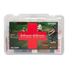 Johnson&johnson Johnson&Johnson All-Purpose First Aid Kit JOJ110300900