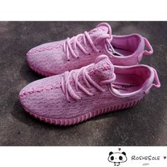Adidas YEEZY BOOST 350 Originals x Kanye West Low All Pink