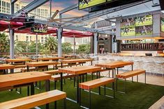 Beer Park Las Vegas at Paris Las Vegas Hotel & Casino to Score with Big Game Viewing Packages (Photo credit: Anthony Mair).