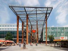 Shopping Mall La Piazza, Eindhoven FUKSAS