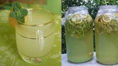 Bezová limonáda je zázrakem pro celou rodinu: Takto jednoduše si ji připravíte doma! | iRecept.cz Ale, Pudding, Healthy, Desserts, Food, Liquor, Tailgate Desserts, Meal, Ale Beer