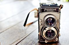 flexaret automat vintage camera; i used to have one...must go dig through the garage