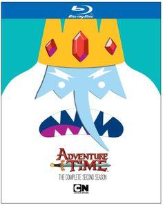 Adventure Time: Season 2 [Blu-ray] TURNER HM ENTERTAINM https://smile.amazon.com/dp/B00BDD3BGS/ref=cm_sw_r_pi_dp_x_hdriybXKQ62X3