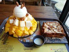 Sulbing Korean dessert cafe