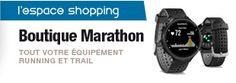 Boutique Marathon - Tout votre équipement running et trail