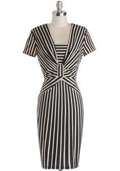 Defining Glamour Dress, #ModCloth