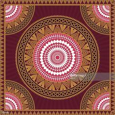 Vector Art : Mandala Design