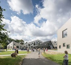 Schule bei Aarhus von CEBRA