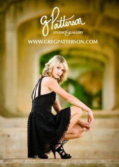senior portrait photography by greg patterson senior girl Nacogdoches East Texas small town 2016 senior photo indoor studio photography #gpattstudio #gcrew #soworthit