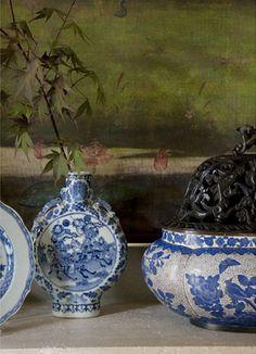 blue & white -china