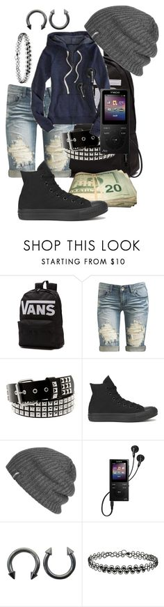 """Stuff in description that I will hopefully continue to do :)"" by diana-littlefield ❤ liked on Polyvore featuring Vans, Arden B., Converse, Outdoor Research, Sony and Miss Selfridge"