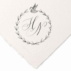 Custom Crest Creator – Great Holiday Gift!     Stephanie Fishwick Calligraphy