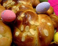 Best Banana Bread, Greek Recipes, Easter Recipes, Love Is Sweet, Pretzel Bites, Special Occasion, Goodies, Cooking Recipes, Baking