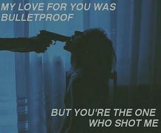 bulletproof love / pierce the veil