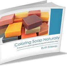 E-Book: Coloring Soap Naturally | Bramble Berry® Soap Making Supplies