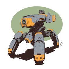 Shinypants - Art of Alan Blackwell