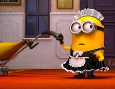 Despicable Me 2 [ I think this is Dave or Stuart? He's one of my favorite minions <3 ]