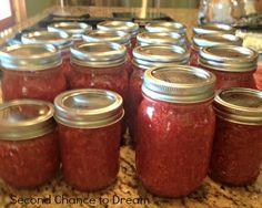 Second Chance to Dream: Quick & Easy Strawberry Freezer Jam