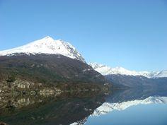 Ushuaia, Argentina.  Miss it.